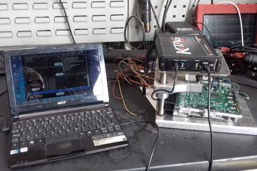 Remapping/Ecu